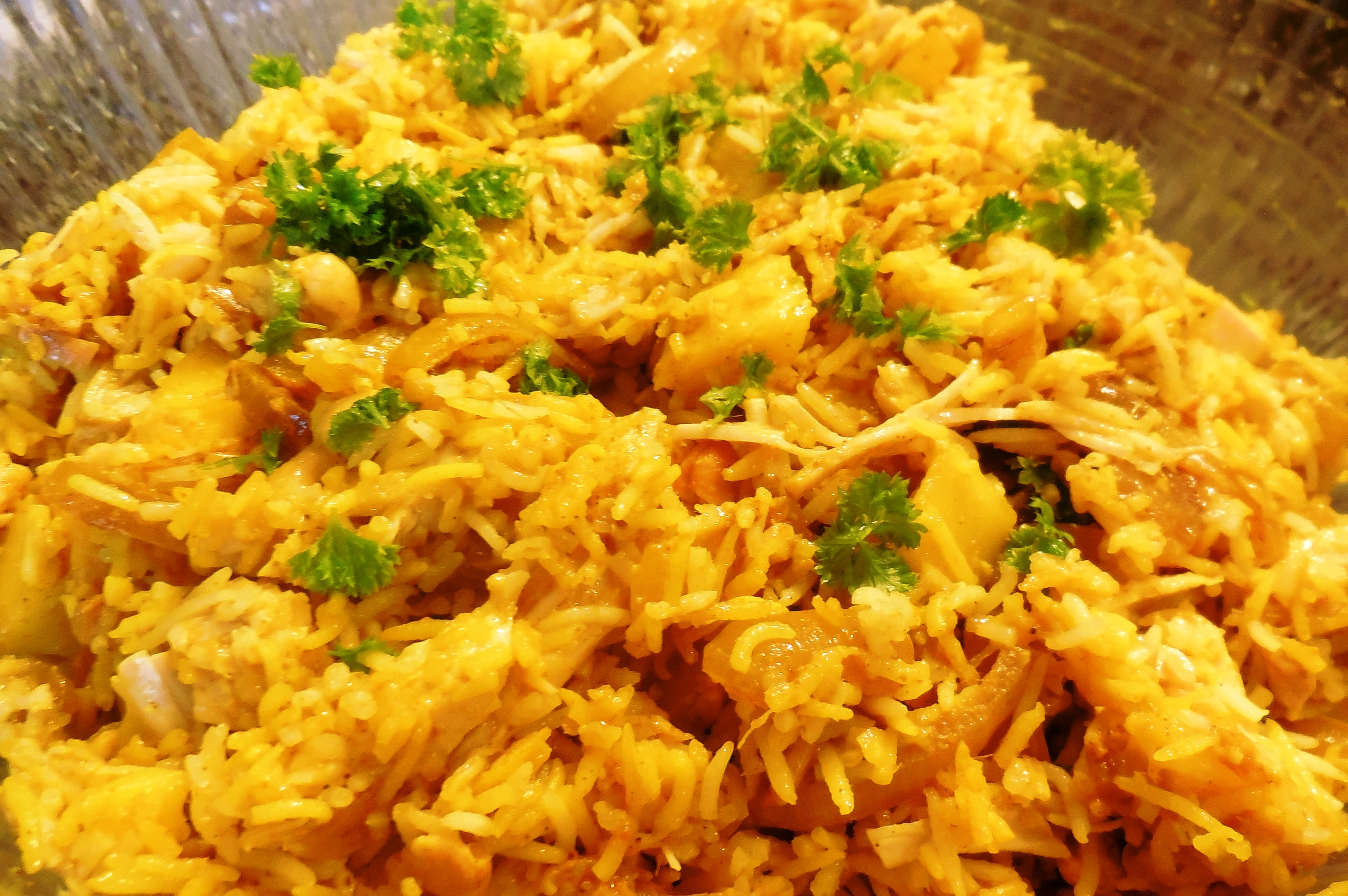 Coronation Turkey Salad Recipe - Quick Cooking