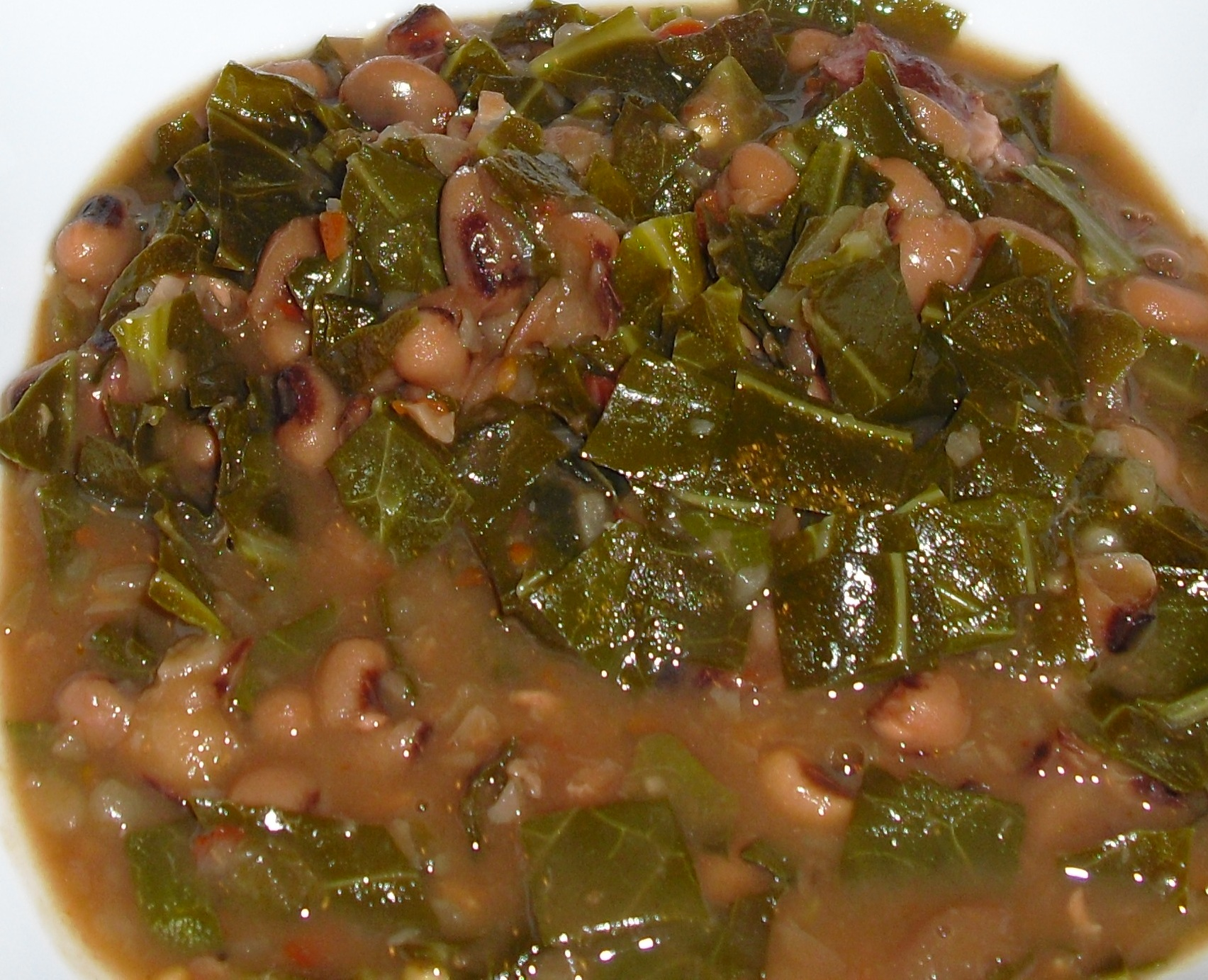 Black eyed peas collards recipe quick cooking forumfinder Image collections