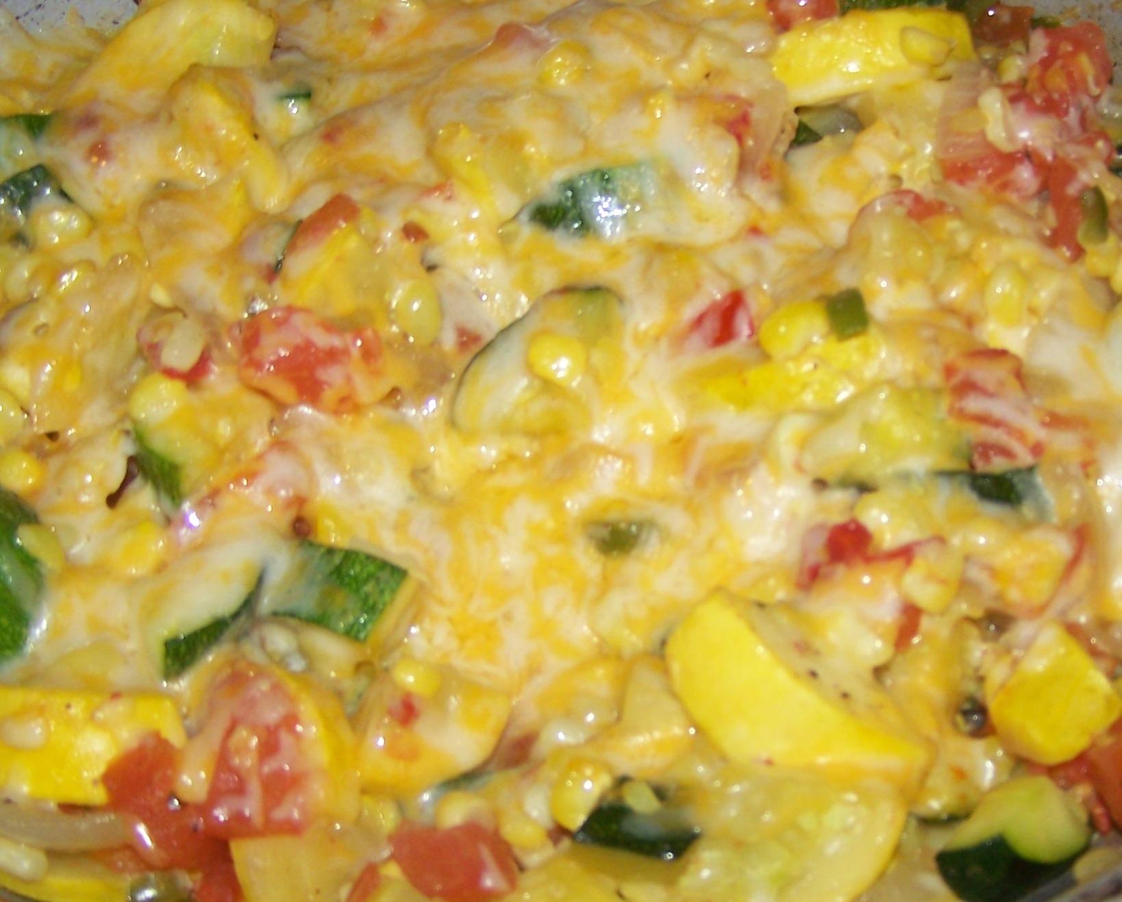 Quick Mexican Calabacitas Recipe